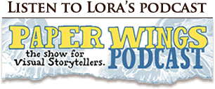 Listen to the PaperWings Podcast