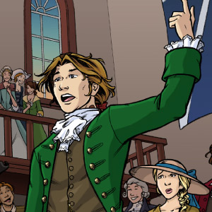 Nathan Hale: Matters of the Heart Short Story (PDF)